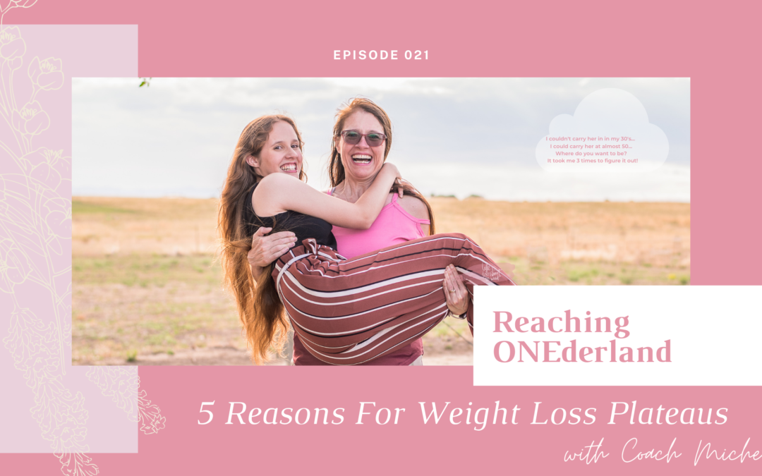Simple Weight Loss Over 40, Macros, Break Plateaus