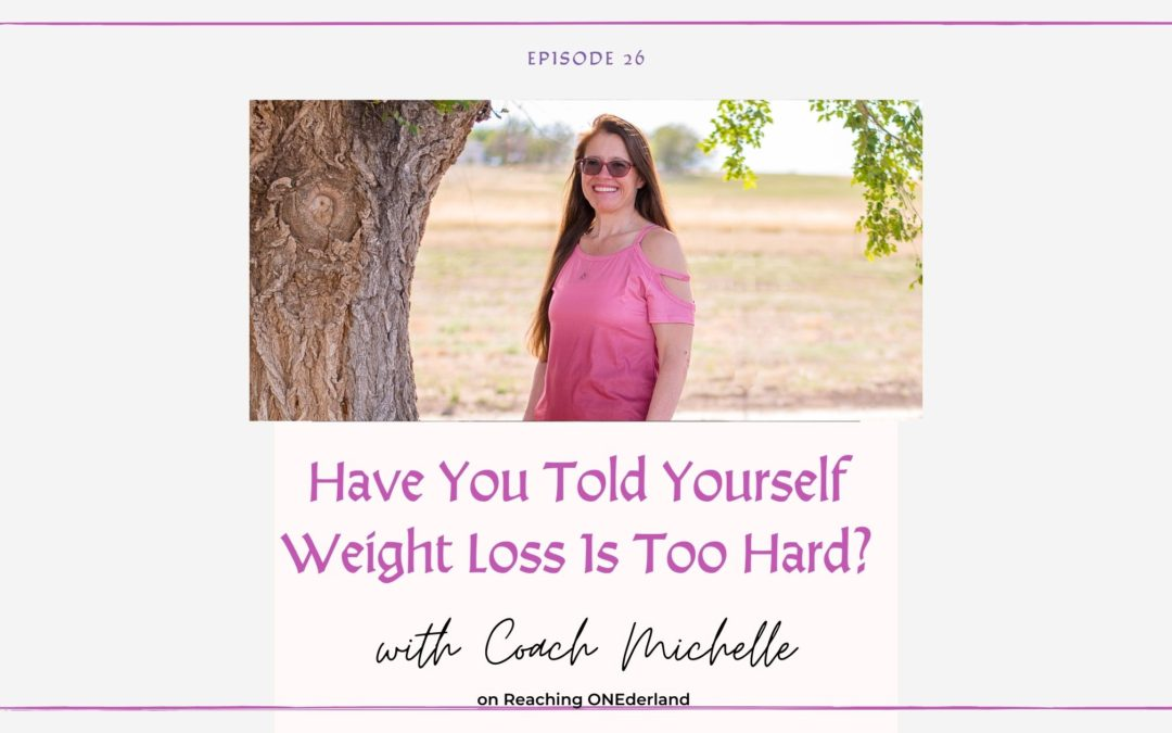 weight loss over 40 hard
