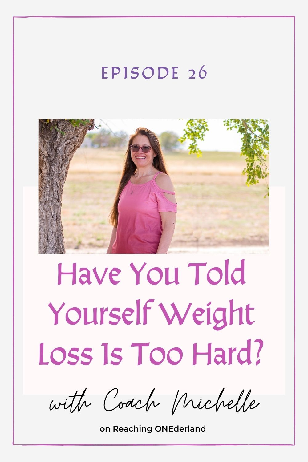 Have You Told Yourself Weight Loss Is Too Hard?