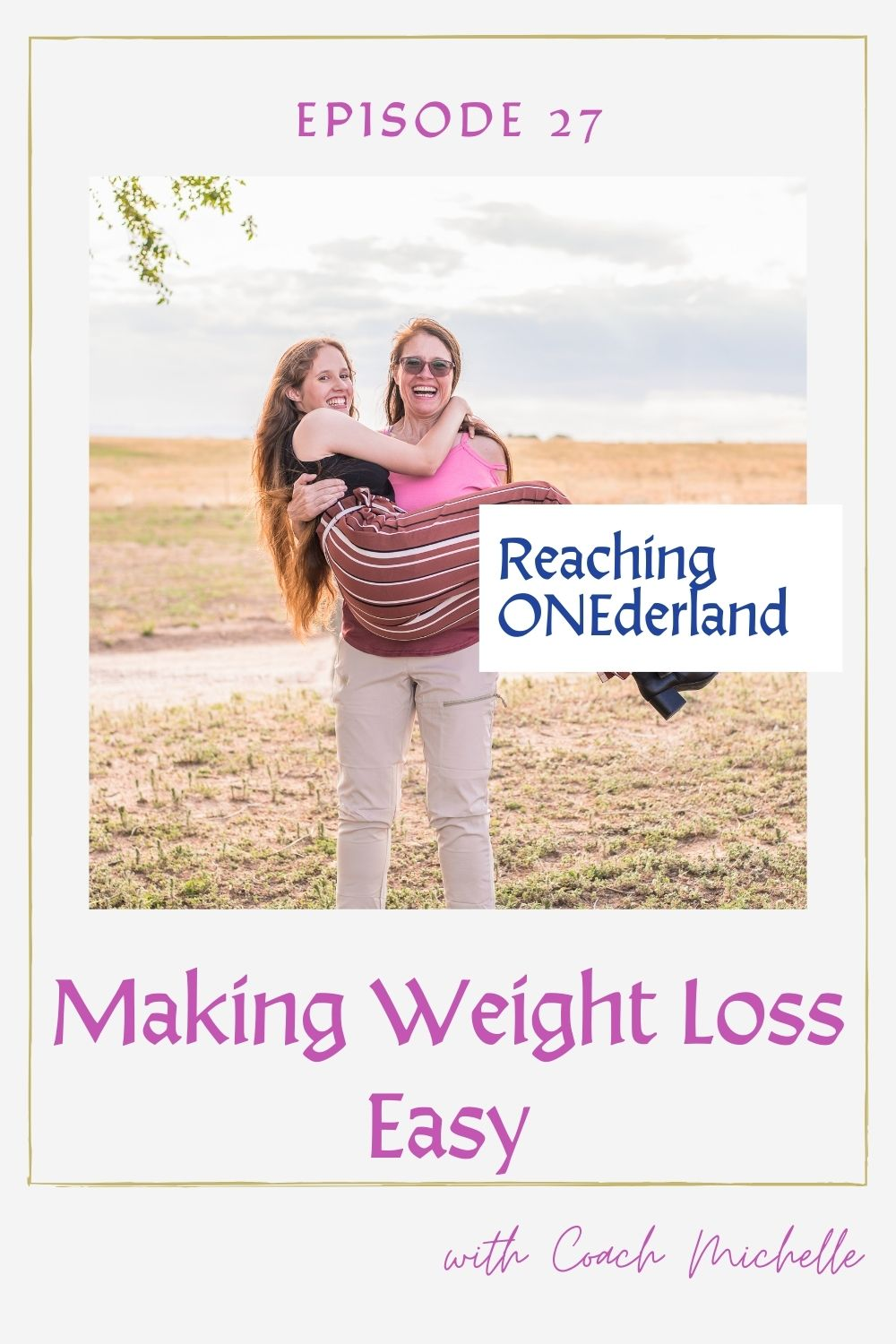 Making Weight Loss Easy